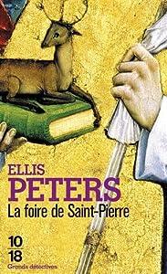 vignette de 'La foire de Saint-Pierre (Ellis Peters)'