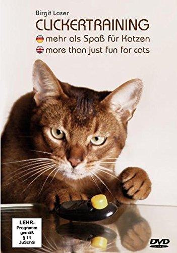 Preisvergleich Produktbild Clickertraining - Mehr als Spaß für Katzen