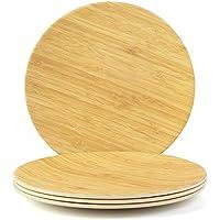 Suchergebnis Auf Amazon De Fur Bambus Teller Speiseteller