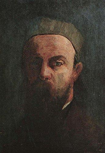 Das Museum Outlet-Self Portrait, 1880, gespannte Leinwand Galerie verpackt. 29,7x 41,9cm - 1880 Portrait