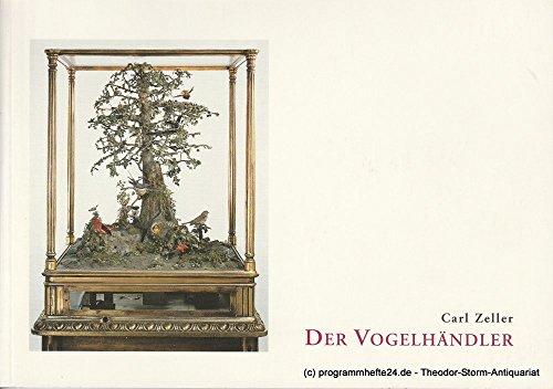 Programmheft Neuinszenierung DER VOGELHÄNDLER Premiere 11. Februar 2001 Spielzeit 2000 / 2001 mit Mini - CD (Der Klang Der Musik Kostüme)