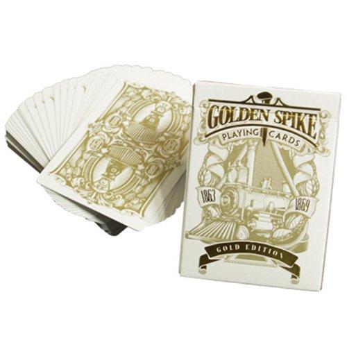 mazzo-di-carte-limited-gold-edition-1st-run-golden-spike-deck-by-jody-eklund-mazzi-di-carte-da-gioco