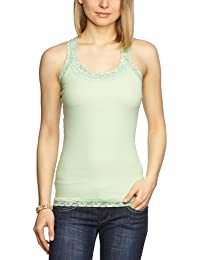 Freesoul Women Shirt-blouse Asymmetric Sleeveless T-Shirt