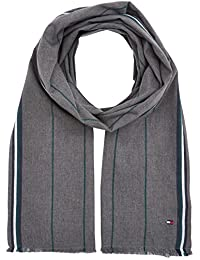 Tommy Hilfiger Pin Stripe Woven Scarf, Echarpe Homme