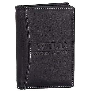 Ledershop24 Geschenkset – RFID & NFC Ausweisetui Leder Ausweismappe Ausweishülle Kreditkartenetui Kartenetui…