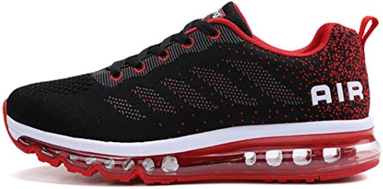 SUADEEX ujer Zapatillas de Deporte Zapatos Deportivos Running de La Malla Respirable del Atléticas Ocasionales