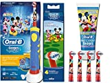 SPAR-SET: Oral-B Stages Power Kids Mickey