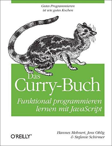 Das Curry-Buch - Funktional programmieren lernen mit JavaScript Buch-Cover