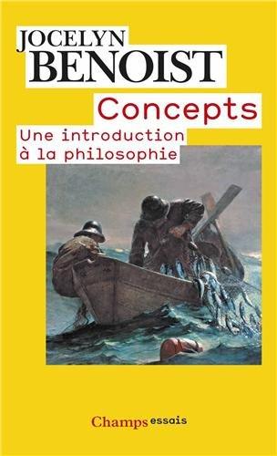 Concepts : Introduction à l'analyse por Jocelyn Benoist
