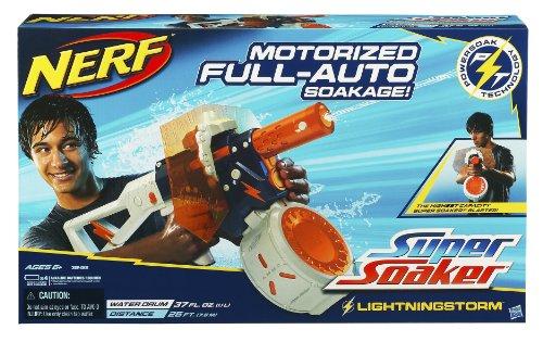 Imagen 6 de Nerf Super Soaker: Lightningstorm