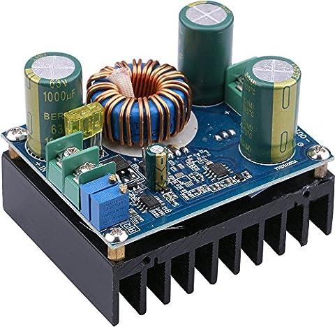 yeeco haute puissance 600W DC Convertisseur DC Boost Step Up Bloc d'alimentation de variateur Régulateur solaire Auto antspannung courant constant Charging V Régulateur de Tension