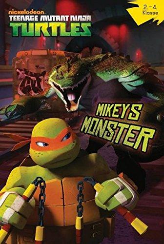 Teenage Mutant Ninja Turtles: Bd. 3: Mikeys (Mikey Turtle Ninja)