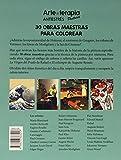 Image de Arte-Terapia. 30 Obras Maestras Para Colorear (Larousse - Libros Ilustrados/ Prácticos - Ocio Y Naturaleza - Ocio)