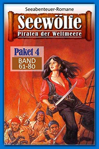 Seewölfe Paket 4: Seewölfe - Piraten der Weltmeere, Band 61 bis 80