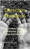 Derechos Humanos: Convenciones, protocolos y pactos internacionales.