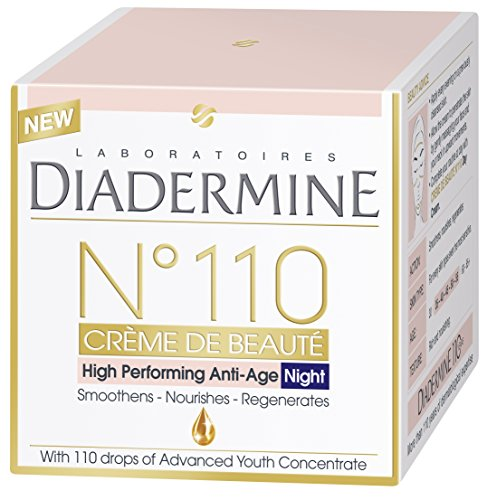 Diadermine No. 110 Crme De Nuit High Performing Anti-Age Night Cream 50ml by Diadermine