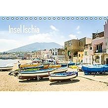 """Insel Ischia (Tischkalender 2018 DIN A5 quer): Ischia, die """"Grüne Insel"""" im Golf von Neapel. (Monatskalender, 14 Seiten ) (CALVENDO Orte) [Kalender] [Apr 01, 2017] Tortora, Alessandro"""