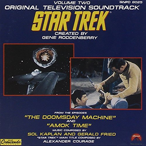Star Trek/Orig.TV-Scores II