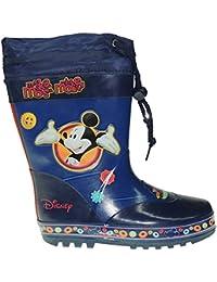 Disney. Bota de Agua de Mickey Mouse para Niño y Niña - Modelo MI5824