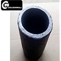 CGOLDENWALL 200ml Silicon Carbide Graphite Crucible for Copper Aluminum and Other Mental Casting 5pcs/Lot