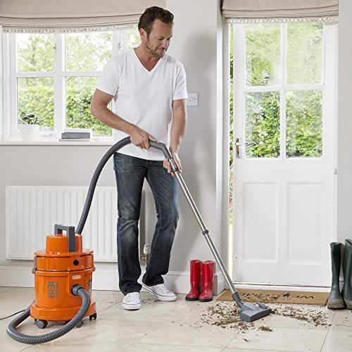 Vax 6131t 3 In 1 Canister Vacuum Cleaner 1300 W Orange