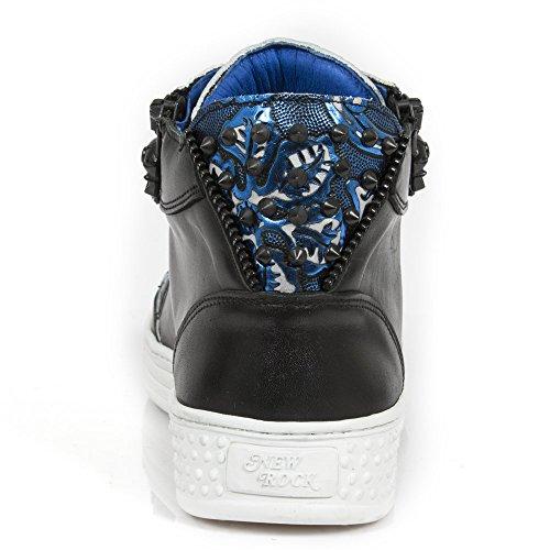 New Rock M.PS029-S7 Blue, Black