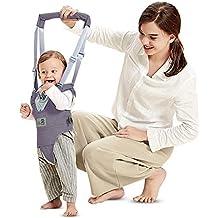 Arnés de Seguridad para Caminar Ajustable Arnés de Bebe a Pie de Caminado Aprendizaje Chaleco Arneses