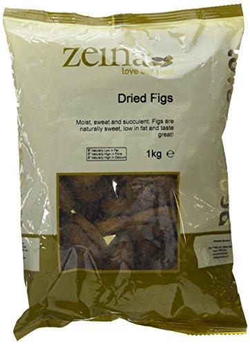 Zeina Dried Figs 1Kg Test