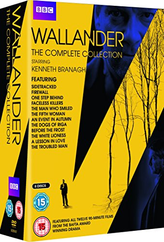Wallander - The Complete Collection [8 DVDs] [UK Import]: Alle Infos bei Amazon