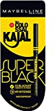 #3: Maybelline New York Colossal Kajal, Super Black, 0.35g