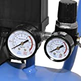 Güde 50112 Kompressor 235-08-24 Ölfrei, 1500 W, 230 V, Blau