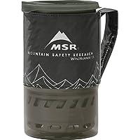 MSR WindBurner - Windsicheres Kochersystem - verschiedene Größen und Farben