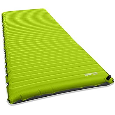 Thermarest NeoAir Trekker - Tapis - gris/vert tapis de sol
