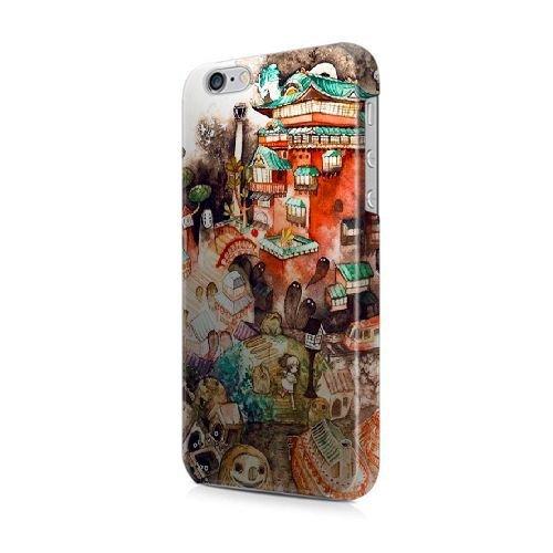 Générique Appel Téléphone coque pour iphone 5c/3D Coque/SUPREME/Uniquement pour iphone 5c Coque/GODSGGH698992 SPIRITED AWAY - 024