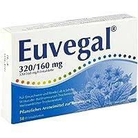 EUVEGAL 320/160MG 50St Filmtabletten PZN:2919500 preisvergleich bei billige-tabletten.eu