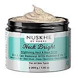 Nuskhe By Paras NeckBright Whitening & Dead Skin Remover Body Scrub For Neck