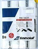 Babolat Tennis Griffbänder Pro Tacky 12er weiß Weiss (100) 000