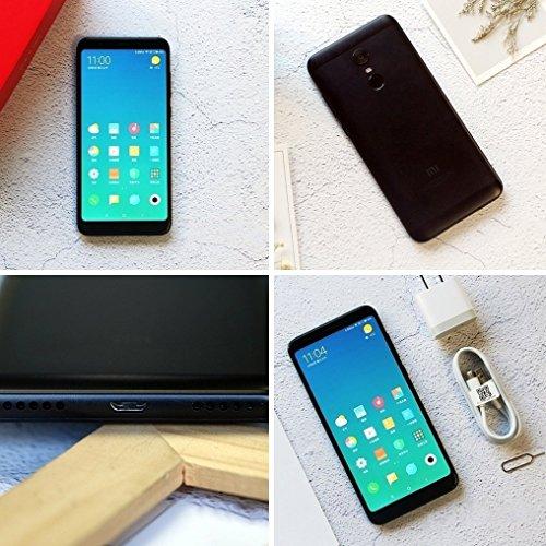 Xiaomi Redmi Note 5 4G / 64Go Dual SIM Smartphone - (Noir)