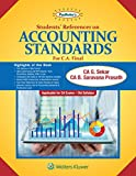 Students' Referencer on Accounting Standards: Padhuka CA Final