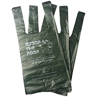 500 Degradable Dog Poop Bags 51rau0A7OML