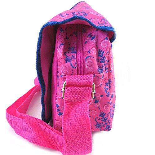 'Frozen - Reine Des Neiges'shoulder bag rosa azul.