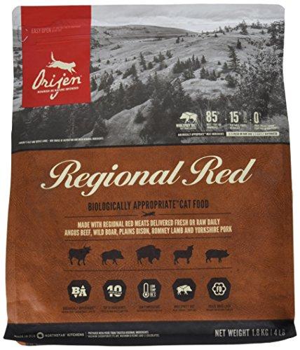 Orijen Regional Red Cat Whole Prey - 1,8 kg -
