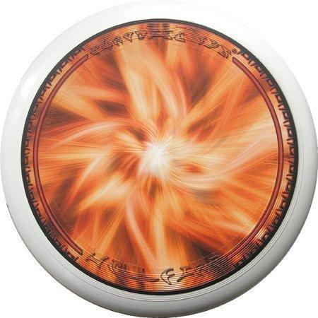 Eurodisc 175g organic ultimate frisbee disc hellfire
