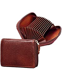 ABYS Leather Unisex Card Holder