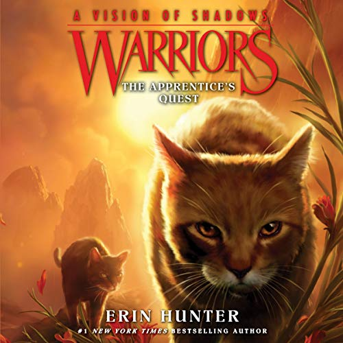 Warriors: A Vision of Shadows #1: The Apprentice's Quest (Quest-cd Vision)