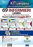 Concorso 69 Infermieri Liguria. Kit completo
