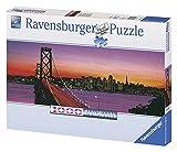 Ravensburger 15104 Panorama: San Francisco Puzzle 1000 pezzi Panorama