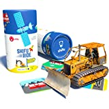 Shifu Ride: Vehicle & Automobile AR Educational Game 20 cards, Boys & Girls Toy Gift for Kids Age 2+