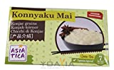 Asiatica - Shirataki Konjak Körner (Reis) - 12er Pack (12 x 300g / ATG 200g) - 1 Karton