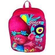 Trolls originaux | Sac à dos DreamWorks officiel autorisé, Poppy; Dance, Hug, Sing